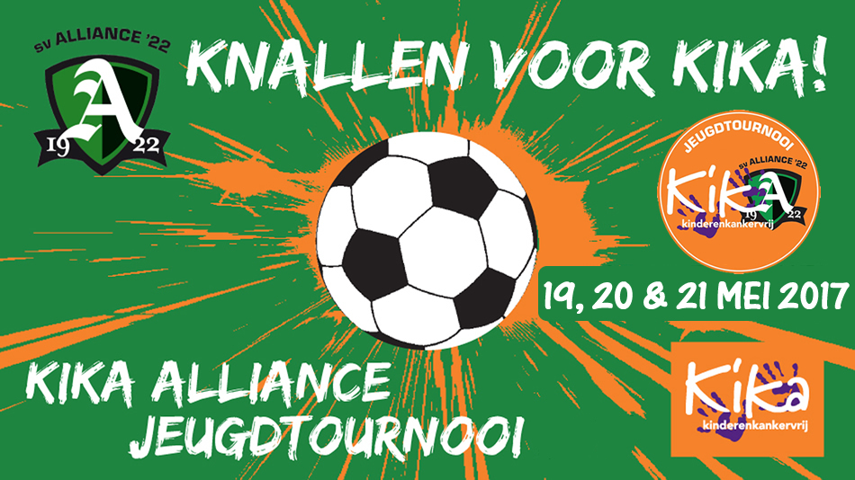 Alliance KIKA tournooi 2017